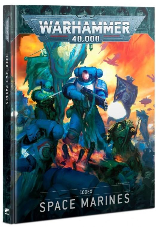 Space Marines Codex