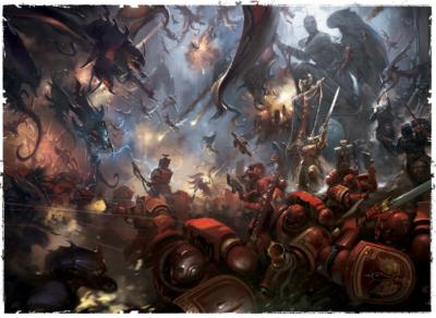 Warhammer 40K: Into the Maelstrom