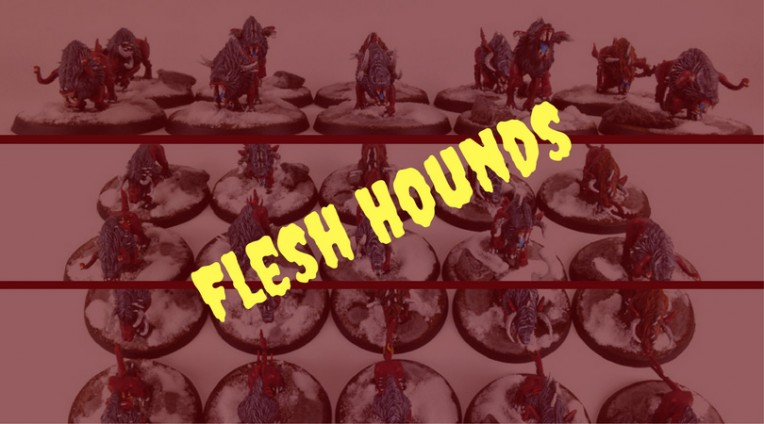 Flesh Hounds Showcase
