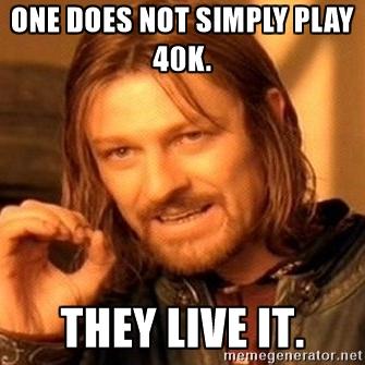Live 40K