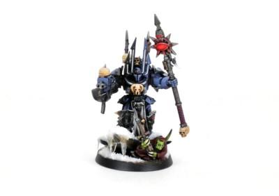 Chaos Sorcerer in Terminator Armor #1