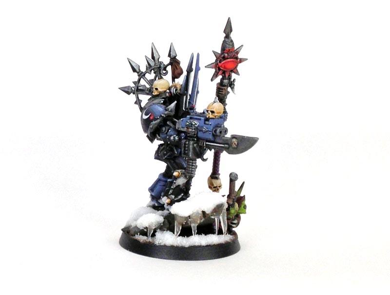Chaos Sorcerer in Terminator Armor #6