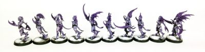 Daemonettes of Slaanesh: Showcase #2