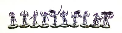 Daemonettes of Slaanesh: Showcase #3