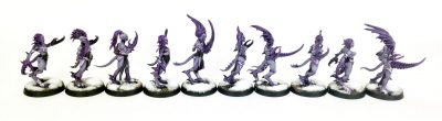 Daemonettes of Slaanesh: Showcase #4