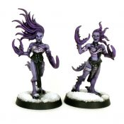 Daemonettes of Slaanesh: Showcase - Singles #1