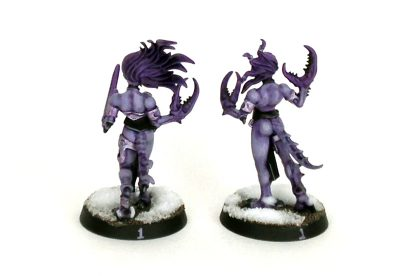 Daemonettes of Slaanesh: Showcase - Singles #3
