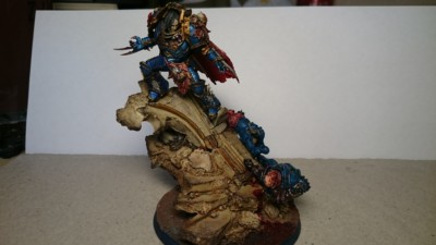 Konrad Curze: Finished