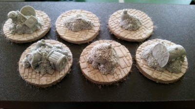 How to Make Your Own Cobblestone Bases