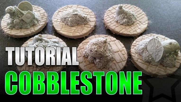 DIY Cobblestone Bases