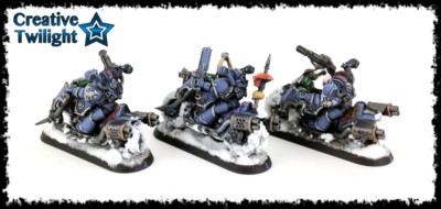 Chaos Bikers - Squad #2-3
