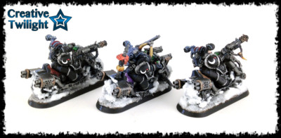 Chaos Bikers - Squad #2-4
