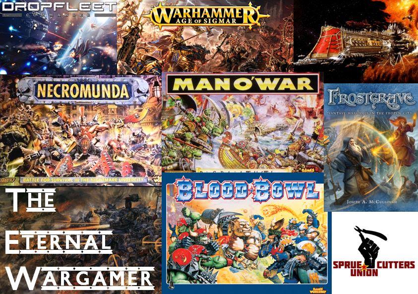 Eternal Wargamer Background