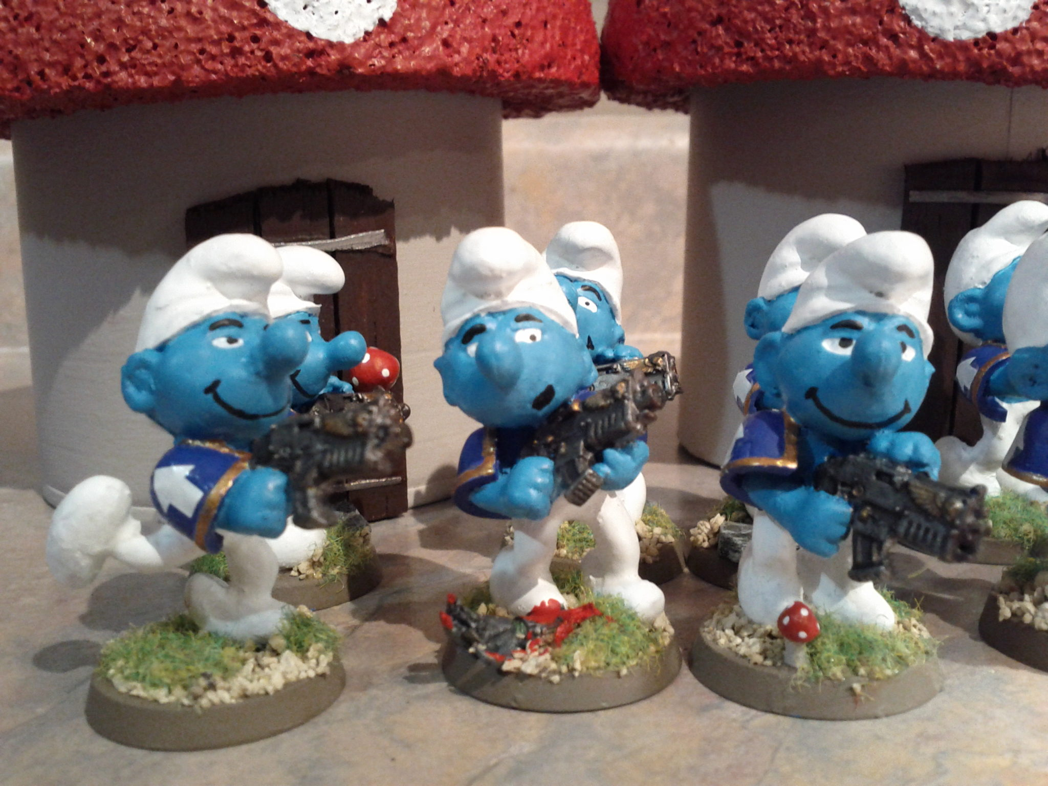 Smurf Tacticals
