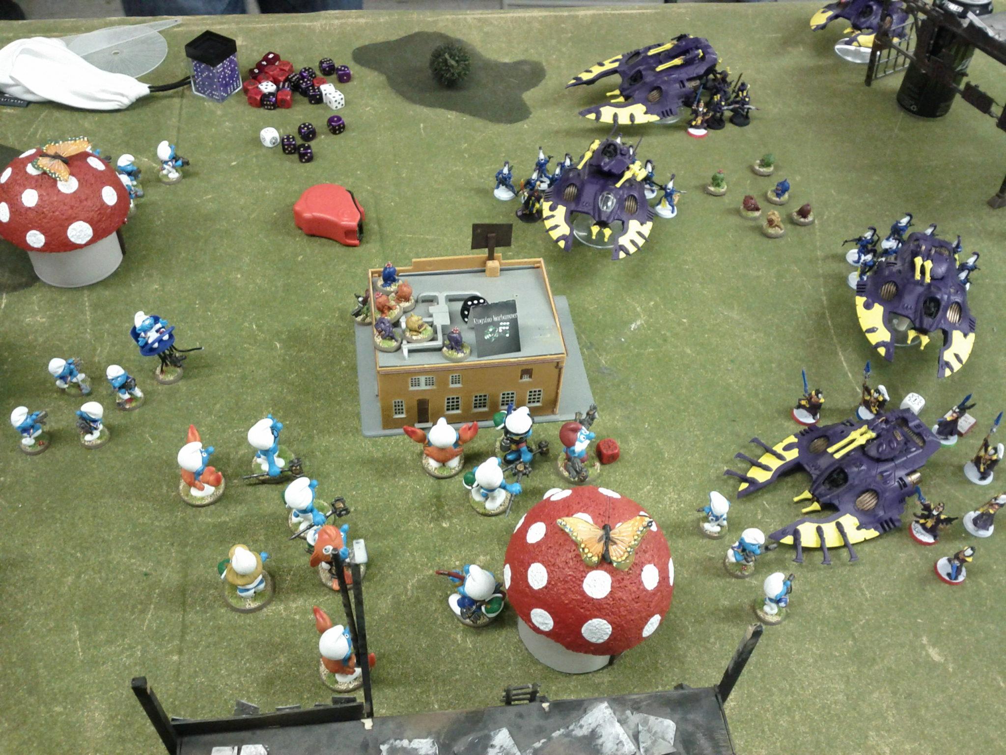 Smurf Army