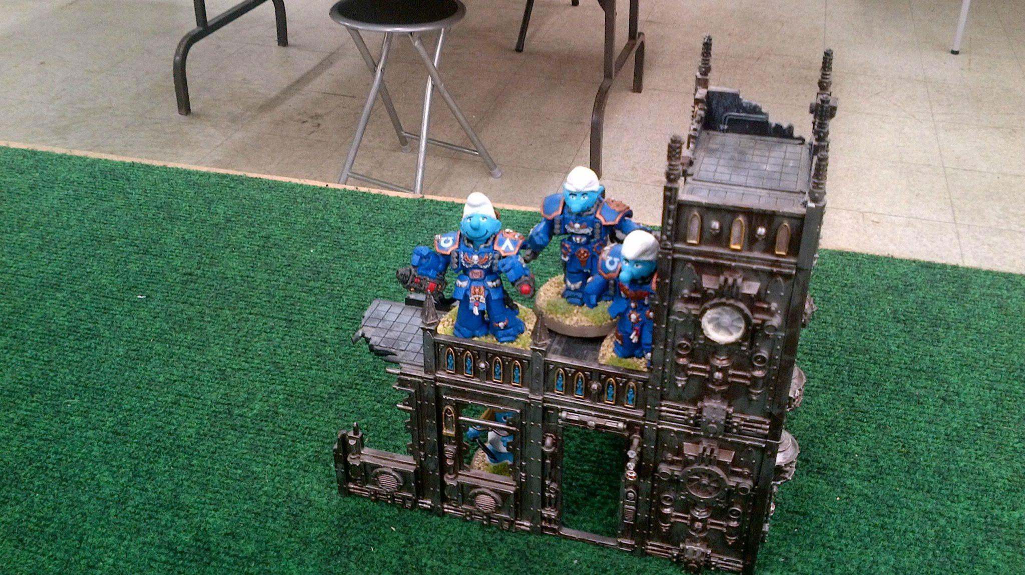 Smurf Centurions