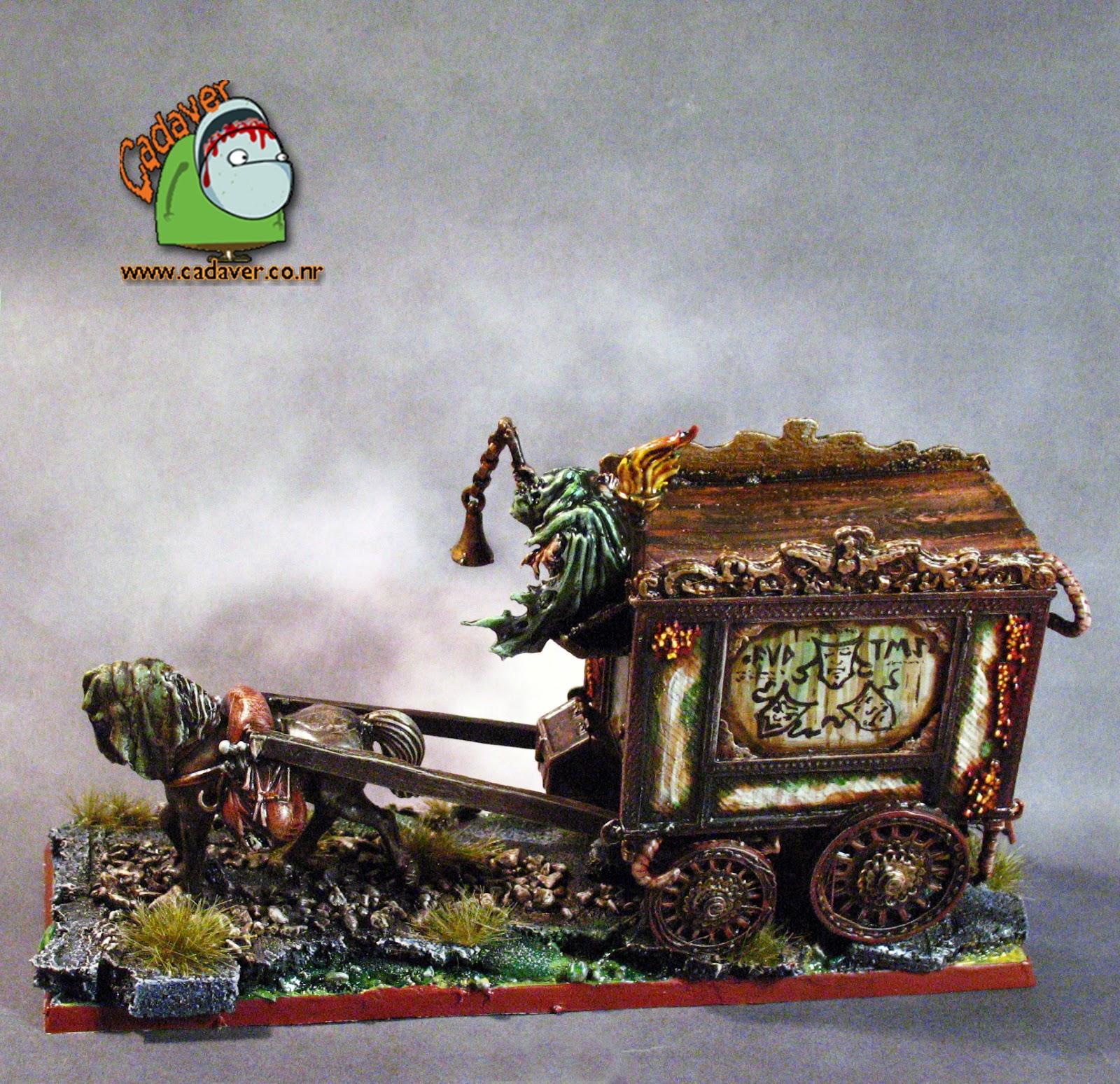 Plague Cart