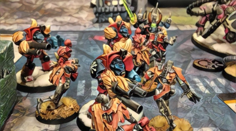 Obliterators and Warforce