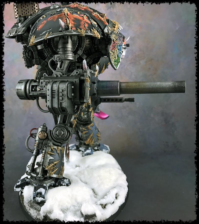 Chaos Knight Titan - Showcase #13