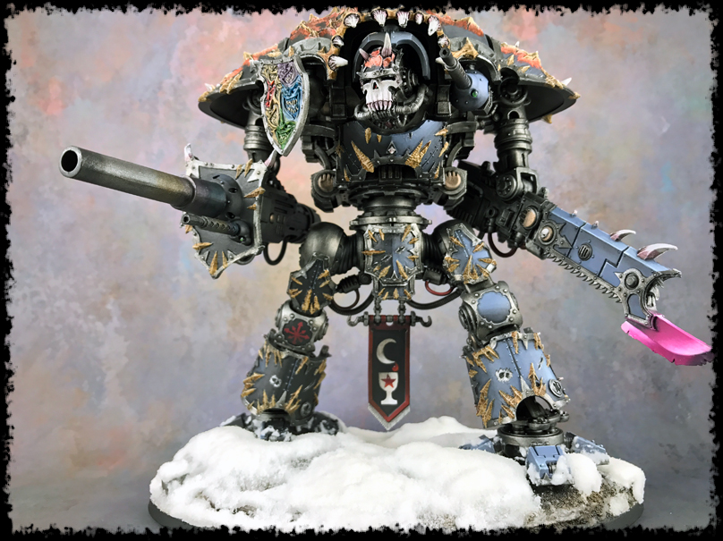 Chaos Knight Titan - Showcase #2