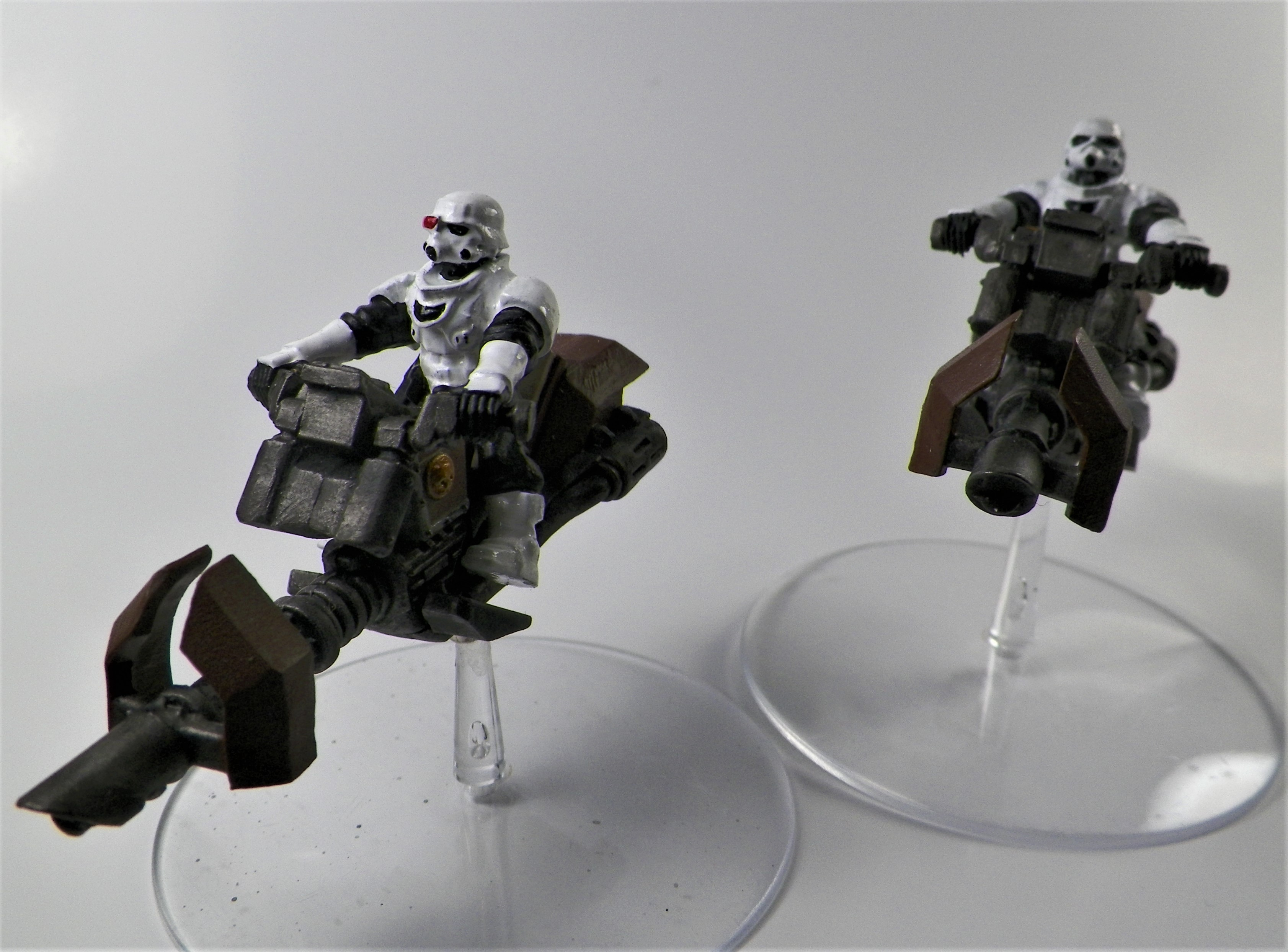40K Stormtrooper Bikes #1