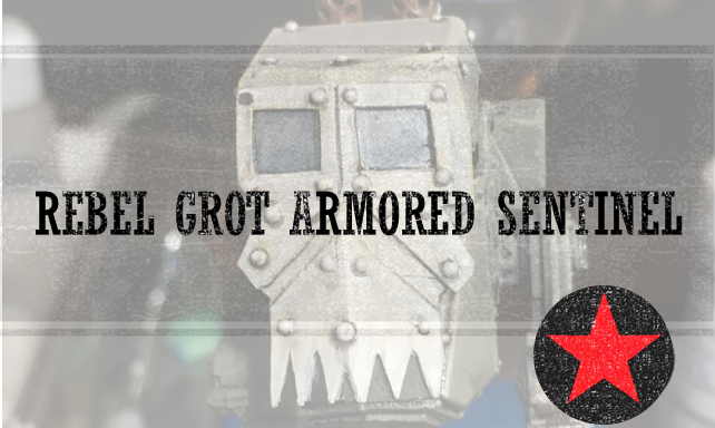 Armored Sentinel Cover