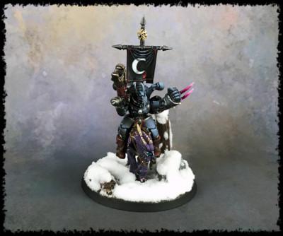 Chaos Lord on Steed of Slaanesh #1