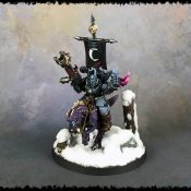 Chaos Lord on Steed of Slaanesh #2