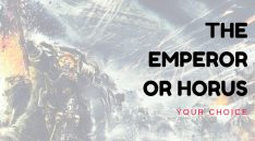 The Emperor or Horus