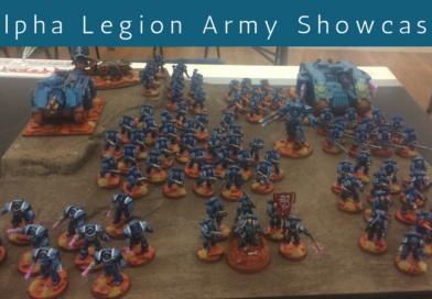 Alpha Legion Army Showcase
