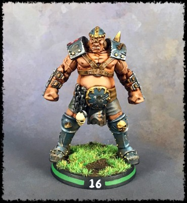 Painting Showcase: Ogre #1