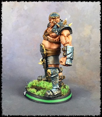 Painting Showcase: Ogre #3