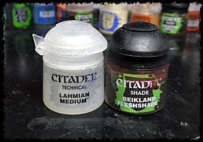 Making a Glaze