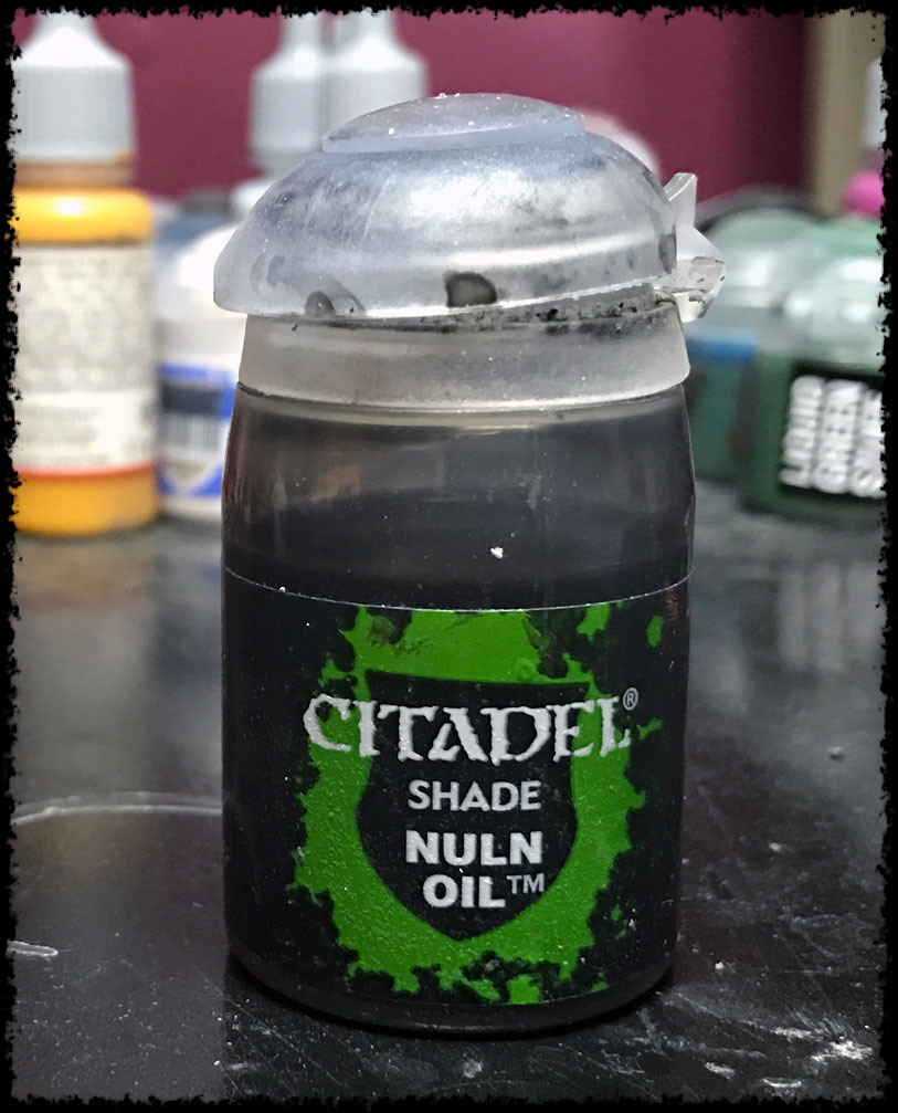 Nuln Oil