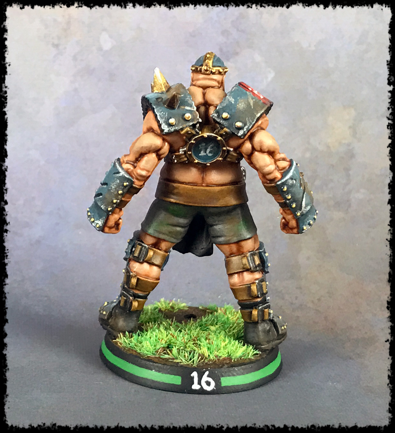 Painting Showcase: Ogre #5