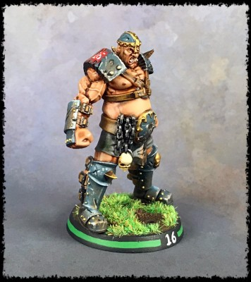 Painting Showcase: Ogre #8