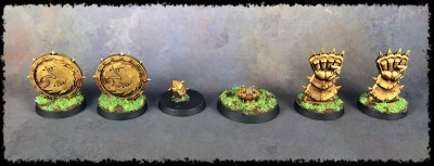 Blood Bowl Tokens #1