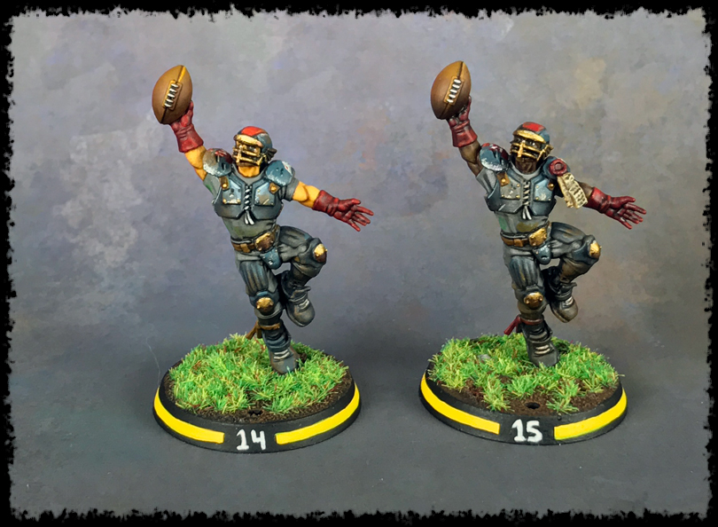 Painting Showcase: Human Catchers #1