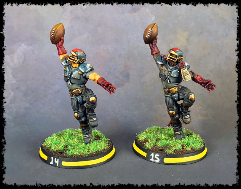 Painting Showcase: Human Catchers #2