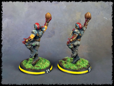 Painting Showcase: Human Catchers #3