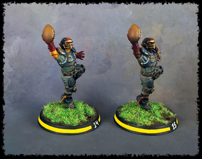 Painting Showcase: Human Catchers #5