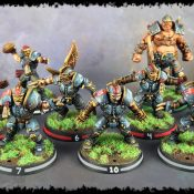 Painting Showcase: Titan Bay Thunderhawks #1