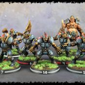 Painting Showcase: Titan Bay Thunderhawks #3