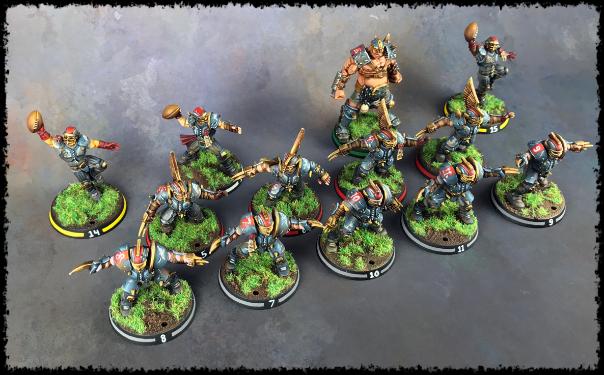 Painting Showcase: Titan Bay Thunderhawks #4