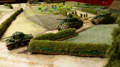 Bolt Action Game #2