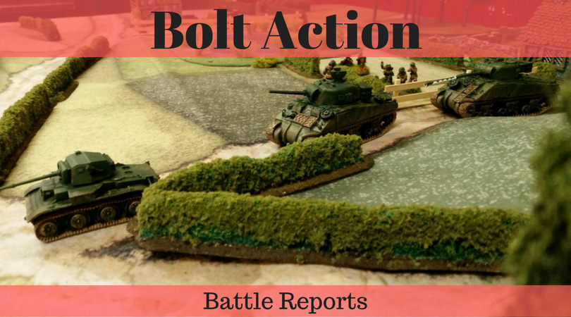 Bolt Action Battle Reports