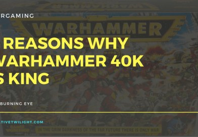 4 Reasons Why 40K Is Still the King of Wargaming