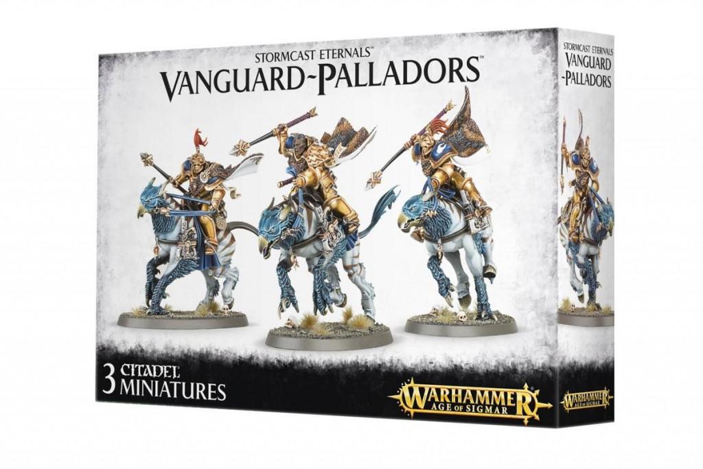 Vanguard Palladors
