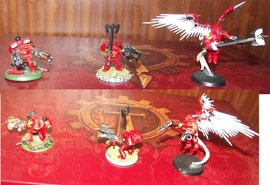 Evolution of Blood Eagle