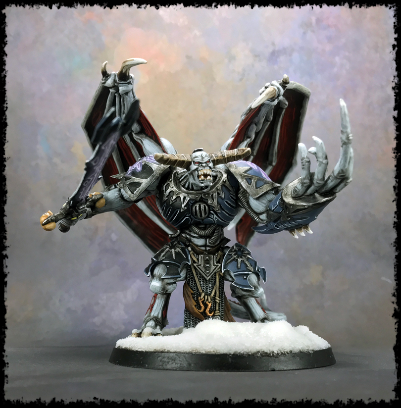 Ghostwrath - Daemon Prince #1